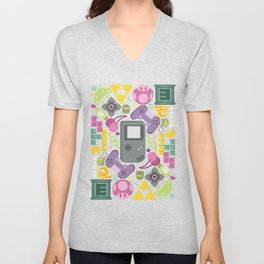 Games People Play Unisex V-Neck