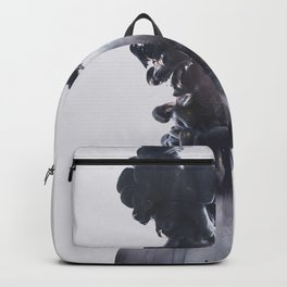 Walking trough flames Backpack