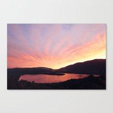 Lake Rotoiti Canvas Print