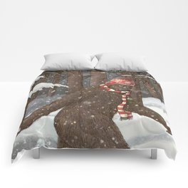 Everyone Gets Cold Comforters
