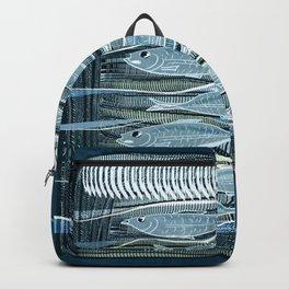 Fish Food Backpack