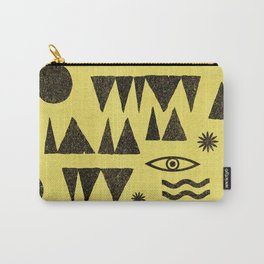 Tangential Paralysis. Carry-All Pouch