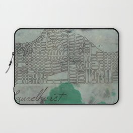Portland Neighborhood, Laurelhurst Laptop Sleeve