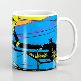 """Air Walking""  - Stunt Scooter Coffee Mug"