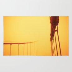 Golden - Golden Gate Bridge Rug