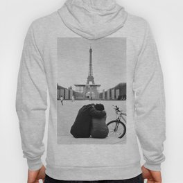 Paris Lovers Hoody