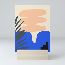 Shape study #14 - Stackable Collection Mini Art Print