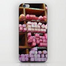 Pastels iPhone & iPod Skin