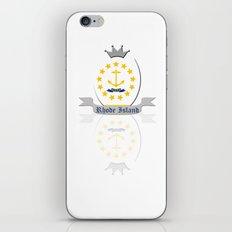 Rhode Island iPhone & iPod Skin