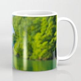 Lensball Landscape, Dale Hollow Coffee Mug
