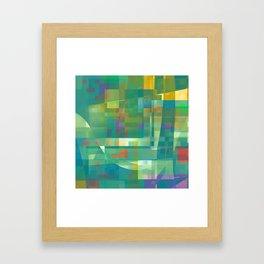 thanks for listenin' Framed Art Print