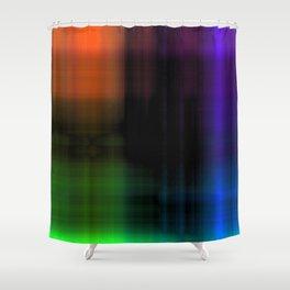Semblance Shower Curtain