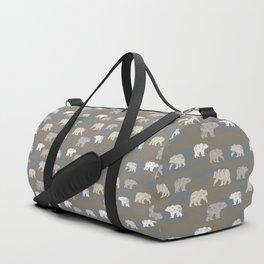 Bearish camouflage Duffle Bag