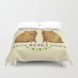 Beary Lovely Duvet Cover