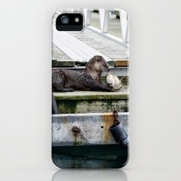 Don't Play With Your Food iPhone Case