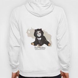 Oso Frontino/Spectacled Bear Hoody