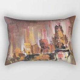 Urban life Rectangular Pillow