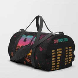 PJ - 2018 Europe Tour Duffle Bag