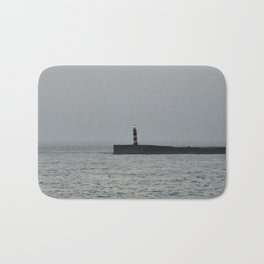 friend of fishermen Bath Mat