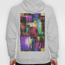 Tree Patterns with Sunset Hoody