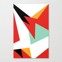 VII Hare Canvas Print