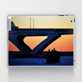Connect the States Laptop & iPad Skin