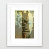 bondage Framed Art Prints featuring Bondage by frantzoflasvegas