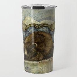 The Philosopher Travel Mug