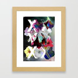 XXYYXX Framed Art Print