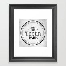 Thelin Park Framed Art Print