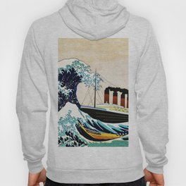 BIG SHIP big wave Hoody