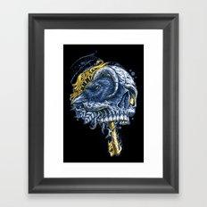 Key Of Eden Framed Art Print