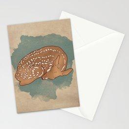Litte deer Stationery Cards