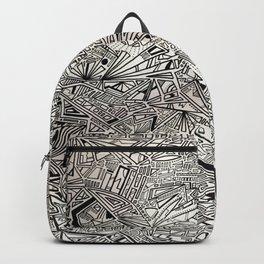 Geometric Explosion JL Backpack