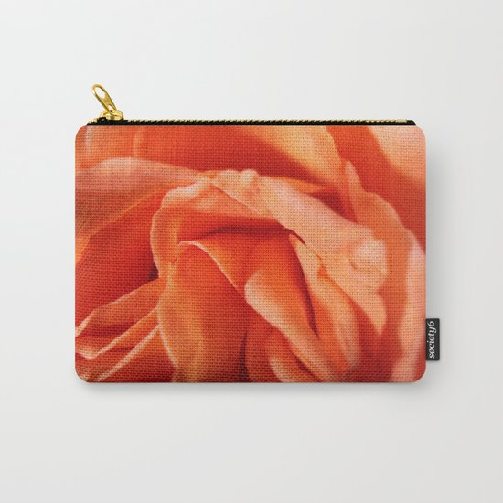 Rosa Vieja Carry-All Pouch