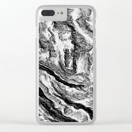 Abstract beauty Clear iPhone Case