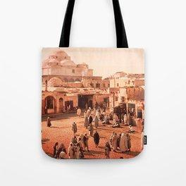 Vintage Babylon photograph Tote Bag