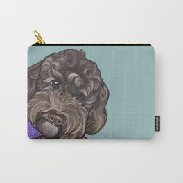 Maddie the Doodle Carry-All Pouch