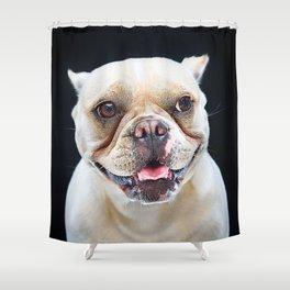 Super Pets Series 1 - Maya Smiles Shower Curtain