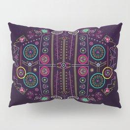 Space Carnival Pillow Sham