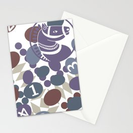 Ludo game Stationery Cards