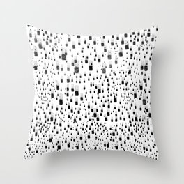 Birch I Throw Pillow
