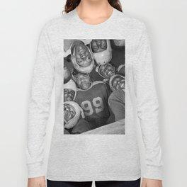 Vintage Football Photo - Gordon Parks, 1943 Long Sleeve T-shirt