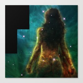 Nebula 1 Canvas Print