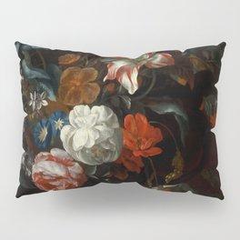 "Philip van Kouwenbergh ""Flowers in a Vase"" Pillow Sham"