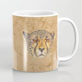 Swirly Cheetah  Coffee Mug