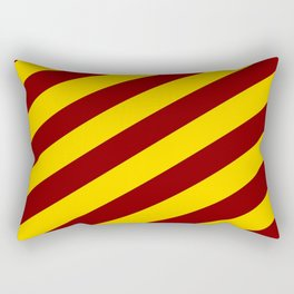 ASU - Go Sun Devils!! Rectangular Pillow