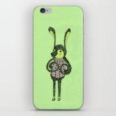 Mr. Bunny iPhone & iPod Skin