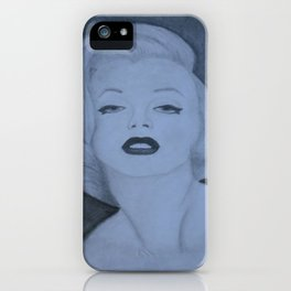 """Classic Beauty"" iPhone Case"