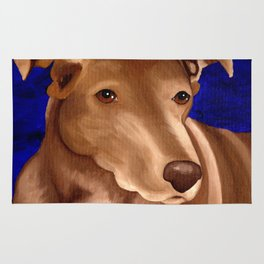 Lucky Dog Commision Rug